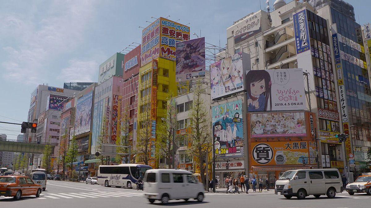 'Viajeros Cuatro' descubre Tokio, la ciudad más poblada del mundo