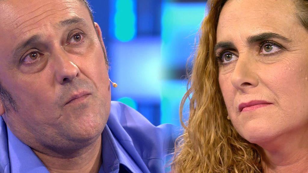 Miguel pide perdón a Silvia