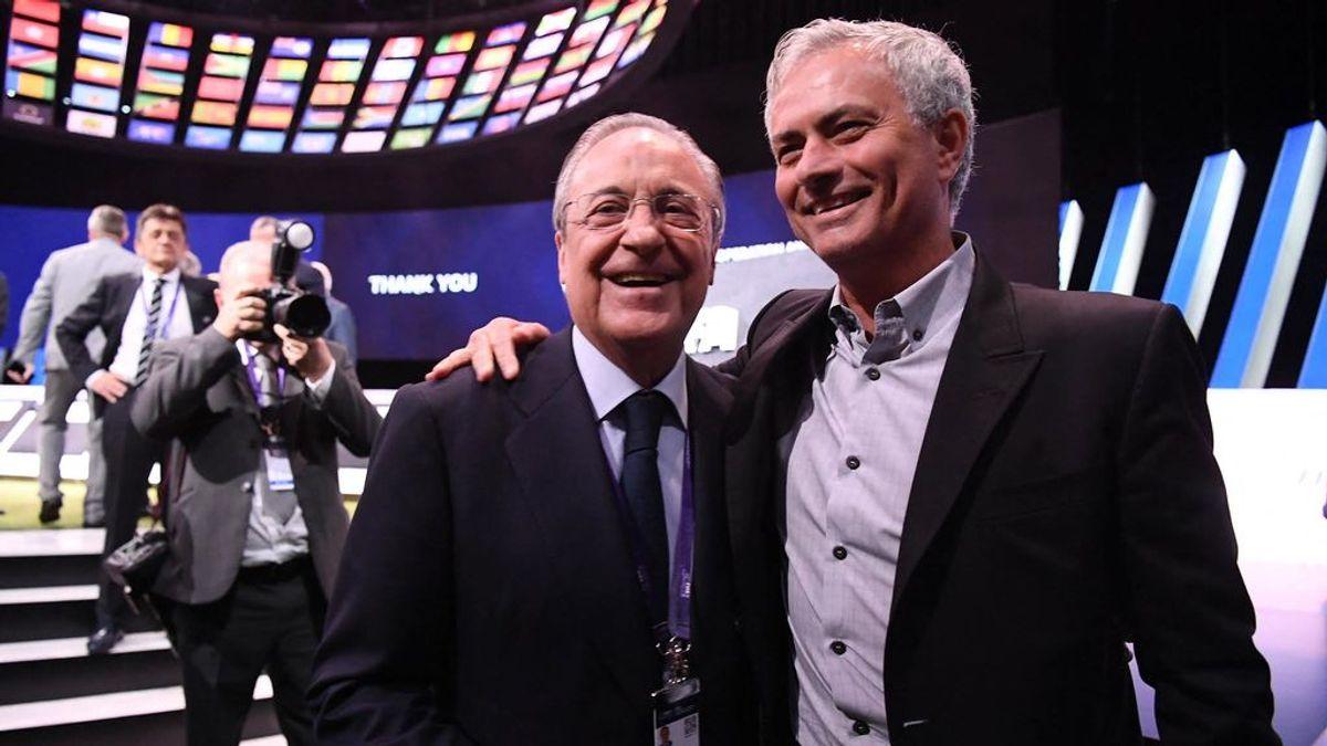 ¿Haría bien el Real Madrid en recuperar a Mourinho?
