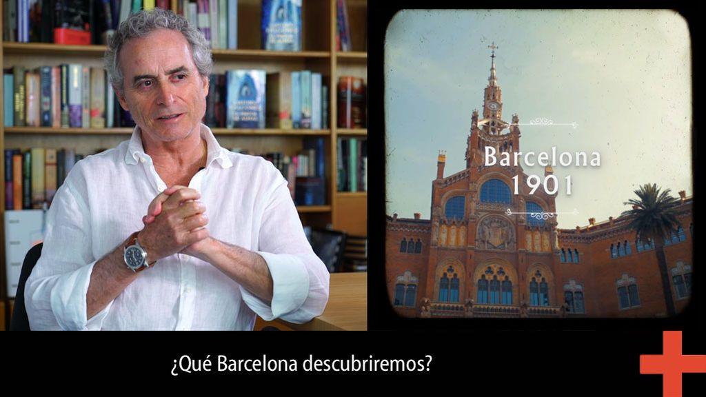 """Ildefonso Falcones: """"El subsuelo de la Barcelona bella, estaba podrido"""""""