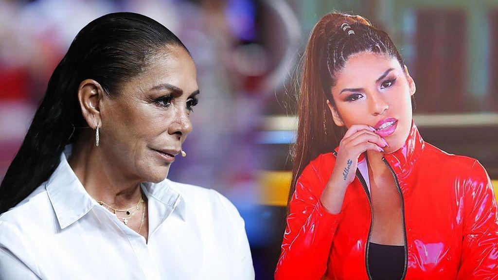 """Isabel Pantoja responde a las lágrimas de su hija: """"Que no se haga la víctima más"""""""