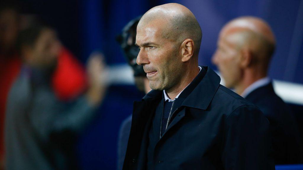 Los cinco motivos por los que Zidane ya no es intocable: de los bandazos con James y Bale, a la confianza ciega en los veteranos