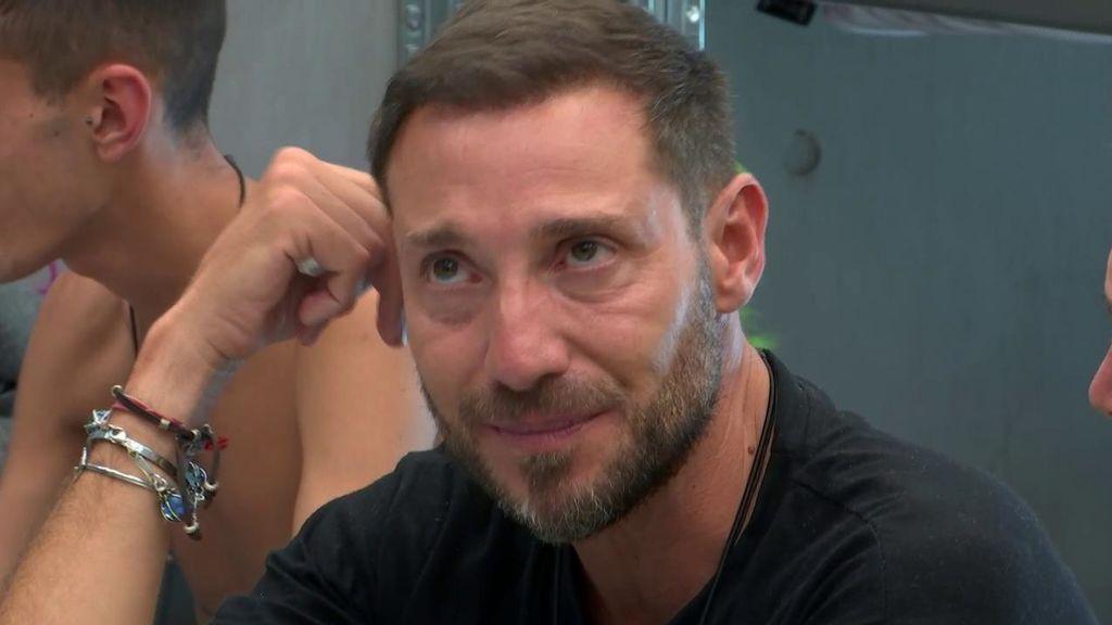 """Antonio David se emociona hablando de Rocío Jurado:""""Me dijo que me iba a querer toda la vida"""""""