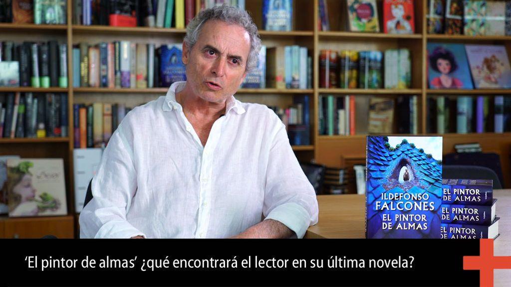 """Ildefonso Falcones: """"En 'El Pintor de almas' los lectores encontrarán una novela apasionante"""""""