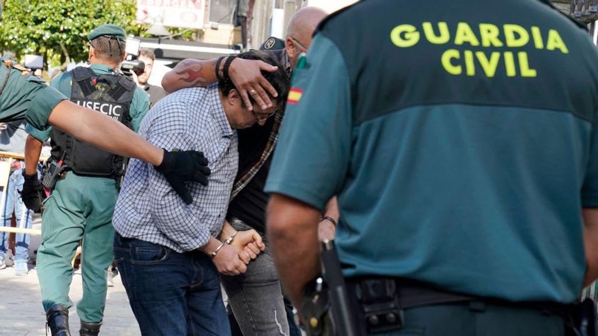 Así se comportaba José Luis Abet, autor confeso del triple crimen de Valga