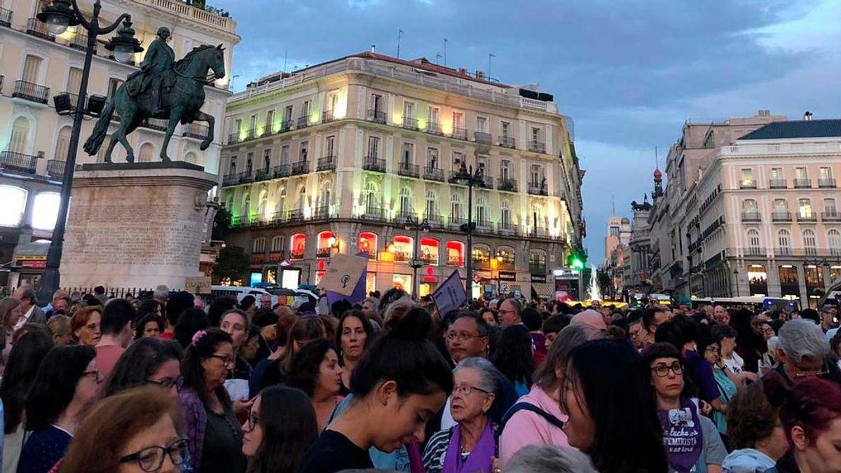 """Cientos de marchas recorren España contra la """"barbarie"""" de la violencia machista"""