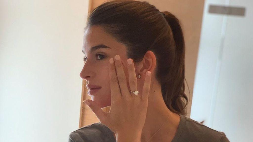 Sandra Gago se somete a un tratamiento estético antes de su boda con Feliciano López