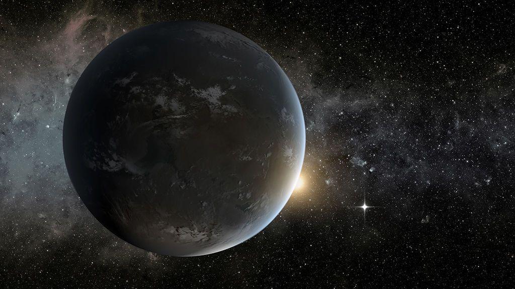 Científicos descubren vapor de agua en la atmósfera de un exoplaneta habitable