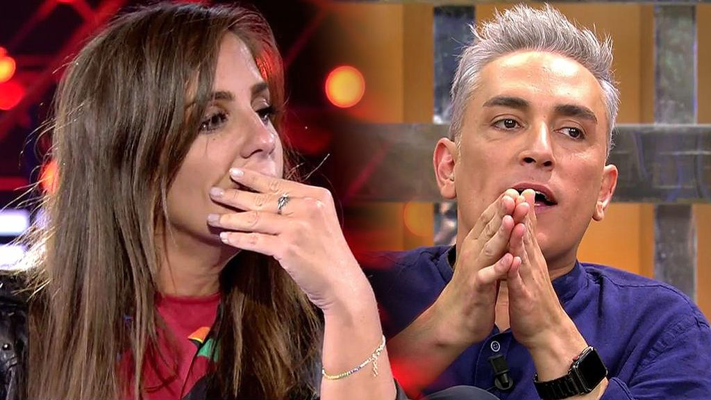 "Kiko Hernández, a Anabel Pantoja: ""Quien te robó tu momento fue Kiko Rivera"""