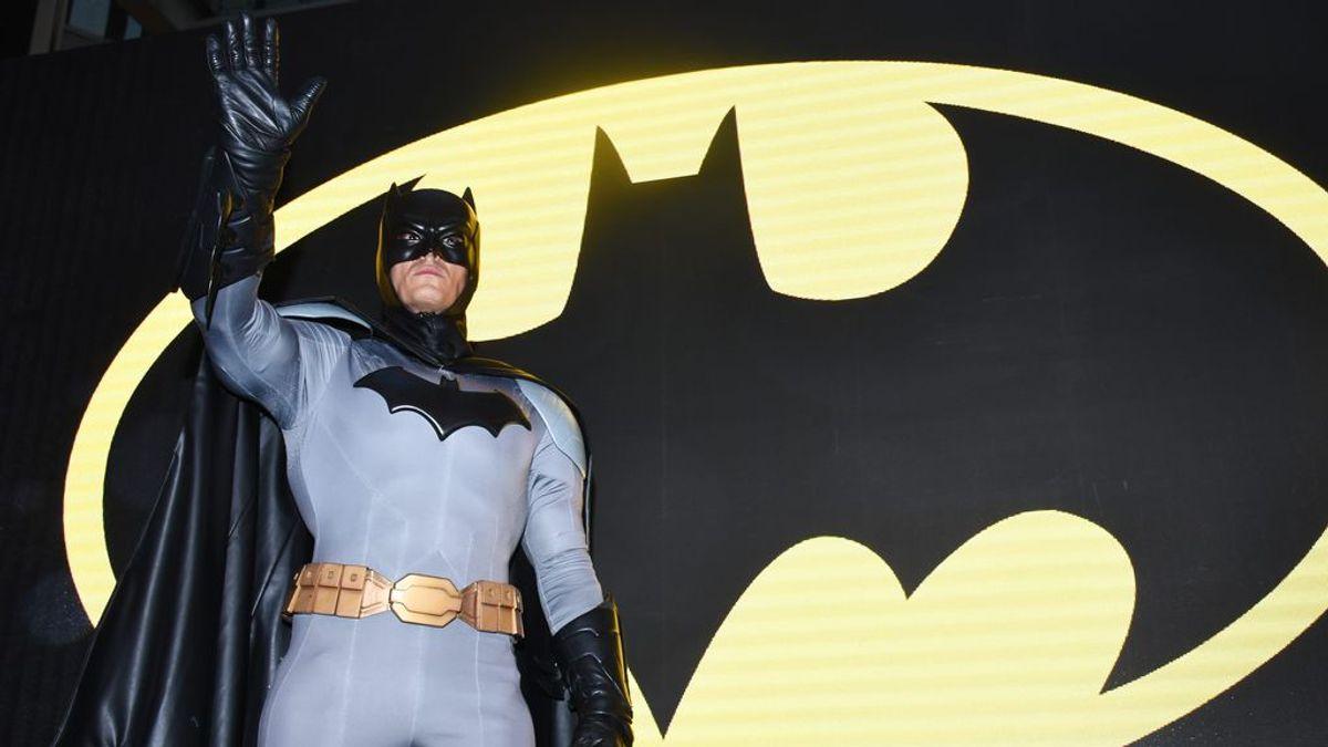 Batman cumple 80 años y lo celebrará con actividades por toda España