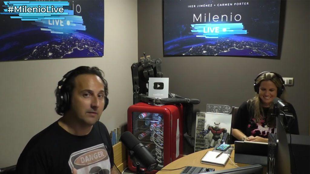 Milenio Live (21/09/2019) – La noche del Área 51 (1/3)