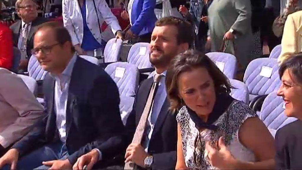 PP, Cs y Torra cargan contra Sánchez por el desbloqueo de la partida autonómica