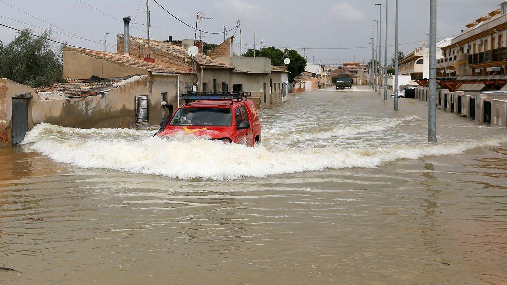 La Generalitat activa la alerta por inundaciones por las lluvias intensas en Cataluña