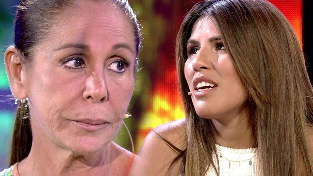 Luis Rollán desvela cómo fue la verdadera pelea entre Isabel Pantoja y su hija Isa P. que ha causado su distanciamiento