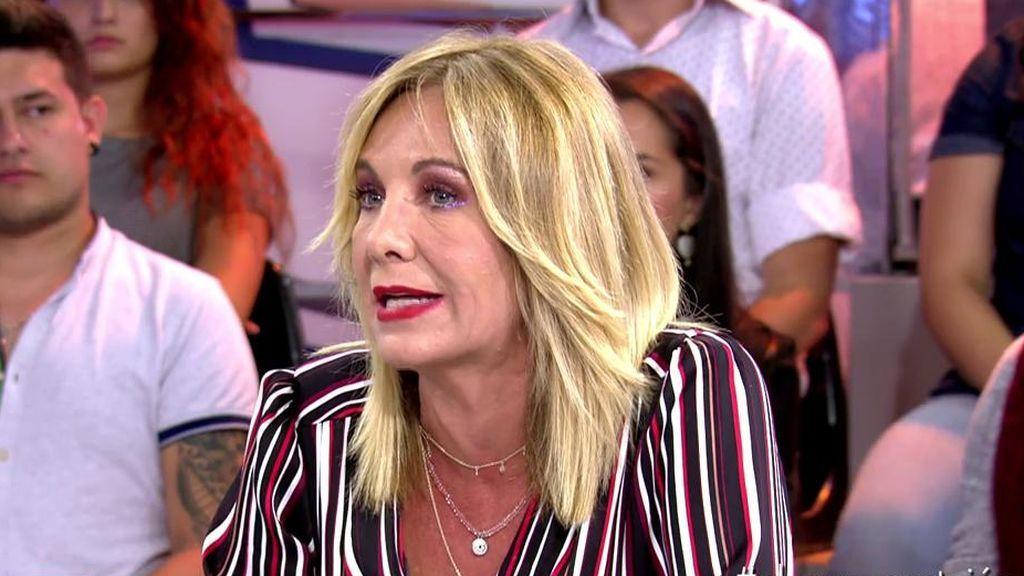 """Belén Ro, sobre el conflicto en la familia Pantoja: """"Isa necesita una polémica con la madre para la promoción de su canción"""""""