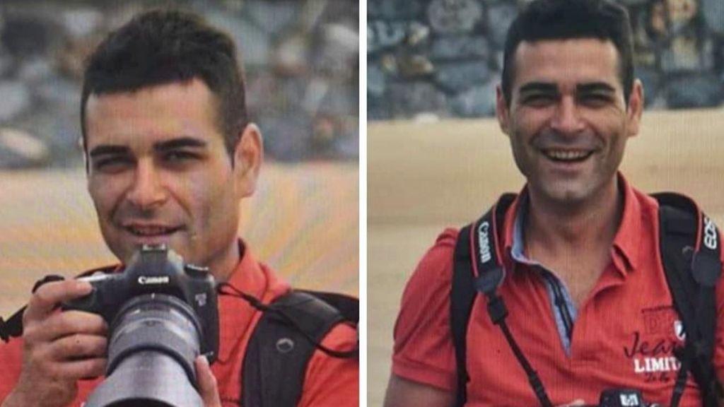 Encuentran en buen estado de salud a Jon Berlanga, fotógrafo de 36 años desaparecido en Getxo
