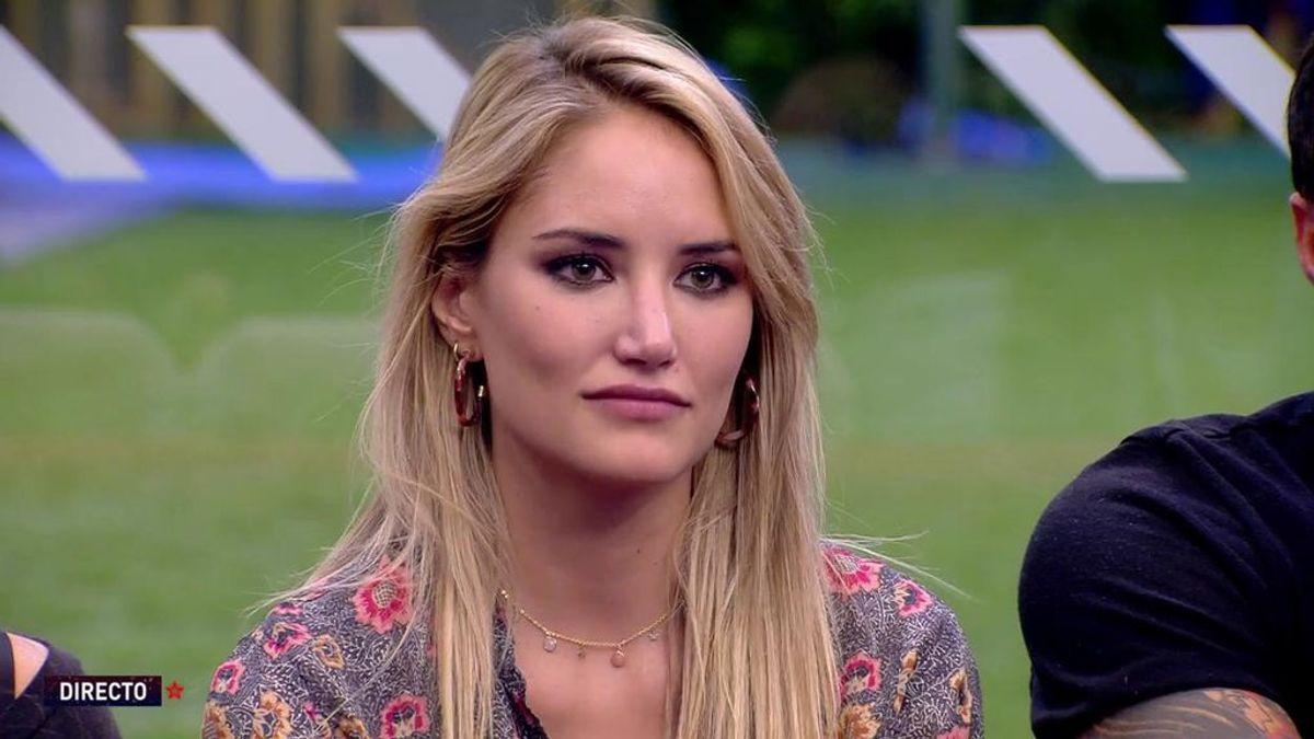 """La reacción de Alba Carrillo al ver la foto de la boda de Feliciano López y Sandra Gago: """"Ella está guapísima"""""""