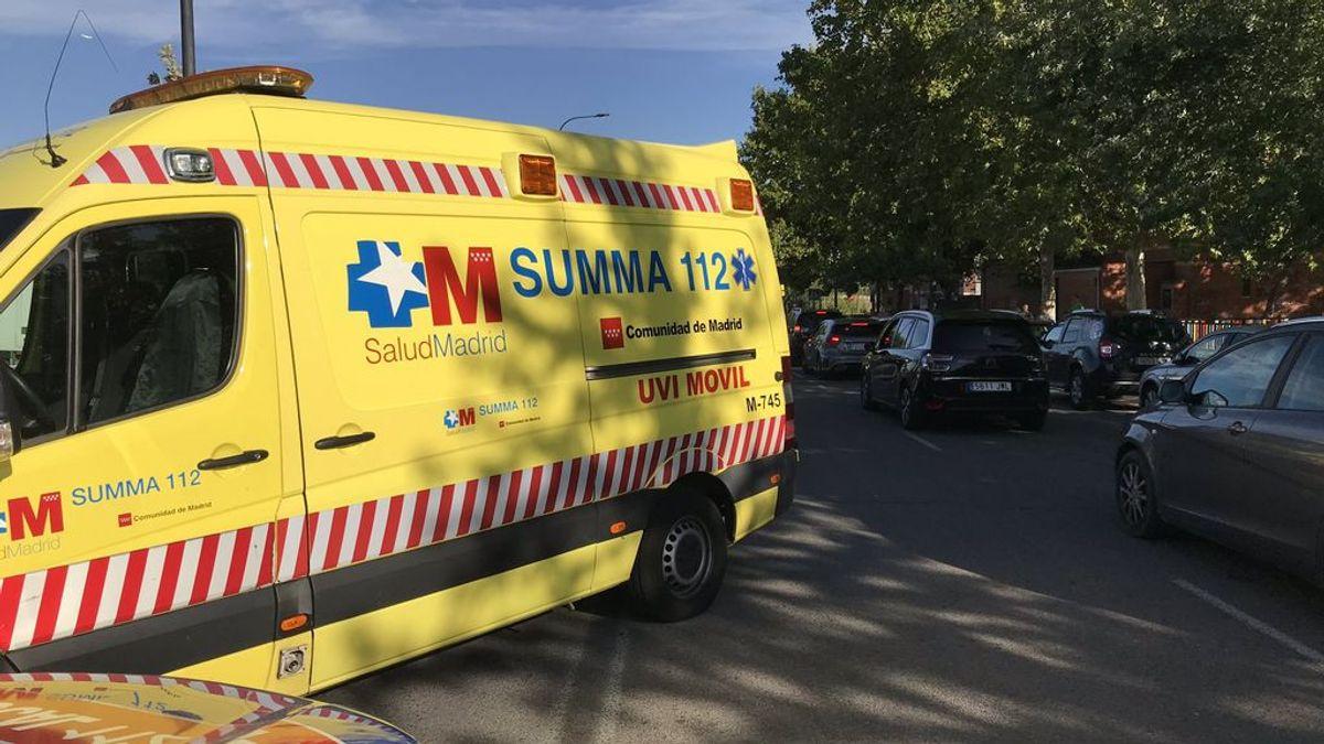 Un niño de 8 años, hospitalizado en estado grave en Madrid tras sufrir un atropello en San Sebastián de los Reyes