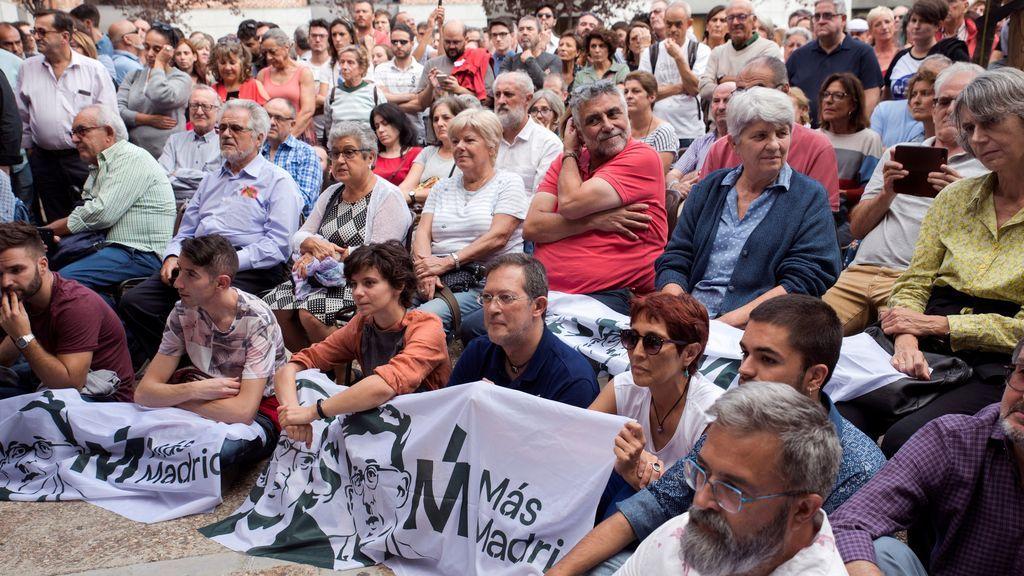Reacciones a la decisión de Más Madrid de presentarse a las elecciones generales