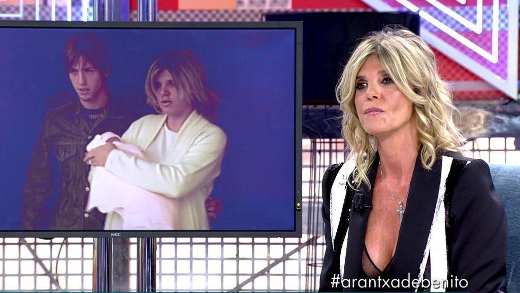 Arantxa de Benito destapa los trapos sucios de Guti y Romina