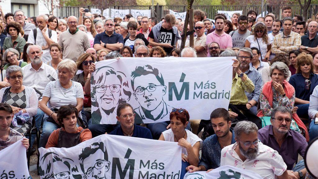Más Madrid aprueba presentarse a las elecciones del 10N