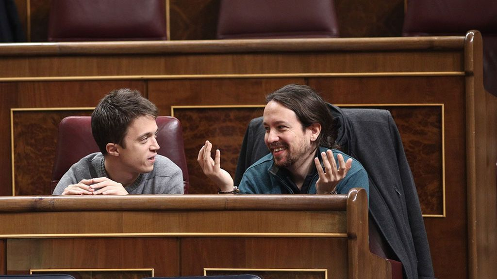 Iglesias y Errejón: De amigos a rivales