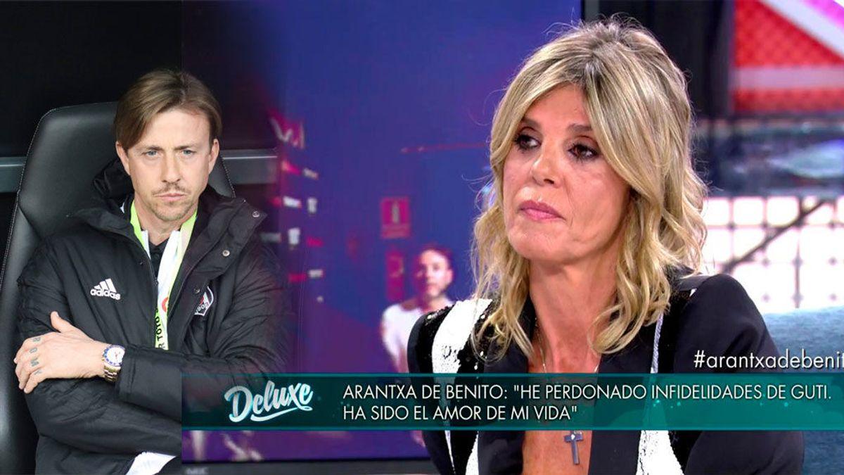 "Arancha de Benito desvela las infidelidades de Guti: ""Me hizo tener la autoestima bajo tierra"""