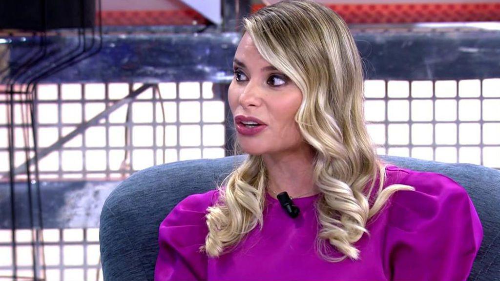 María Lapiedra en Sábado Deluxe