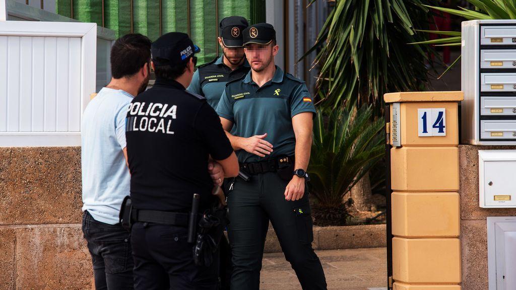 El presunto asesino de una mujer en Mallorca conocía a la víctima desde hacía dos meses