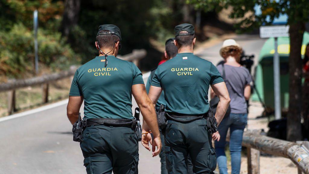 Cinco detenidos en Cádiz y Sevilla tras arrojar tres cuerpos a la A-480, uno fallecido, en una persecución