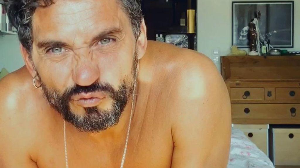 """Paco León nos ha dejado muy locos con su última ilusión óptica: """"Miren atentamente"""""""