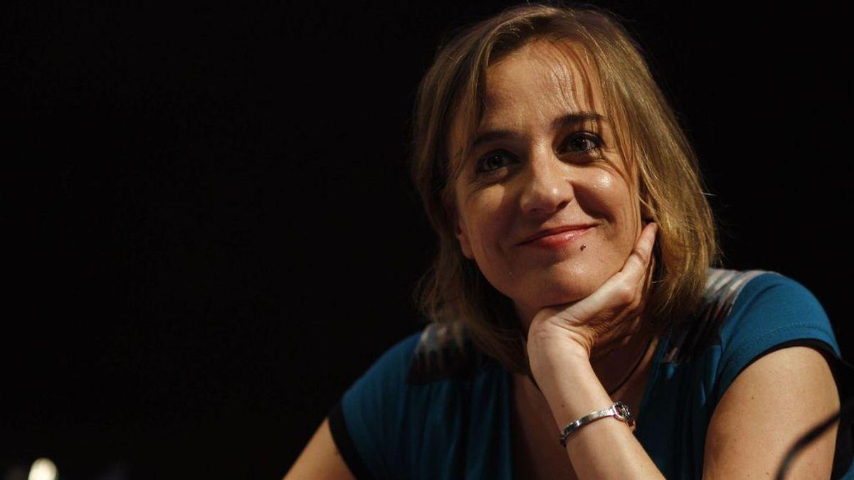 """Tania Sánchez, diputada de 'Más Madrid', presenta a su hijo Ernesto: """"No ha sido un parto fácil"""""""