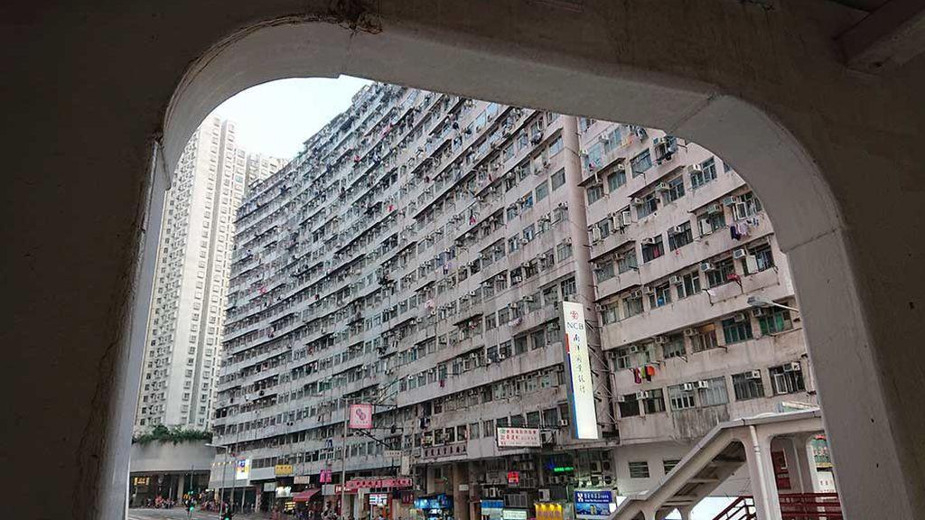 """El """"Monstruo"""": el edificio más fotografiado por los influencers"""