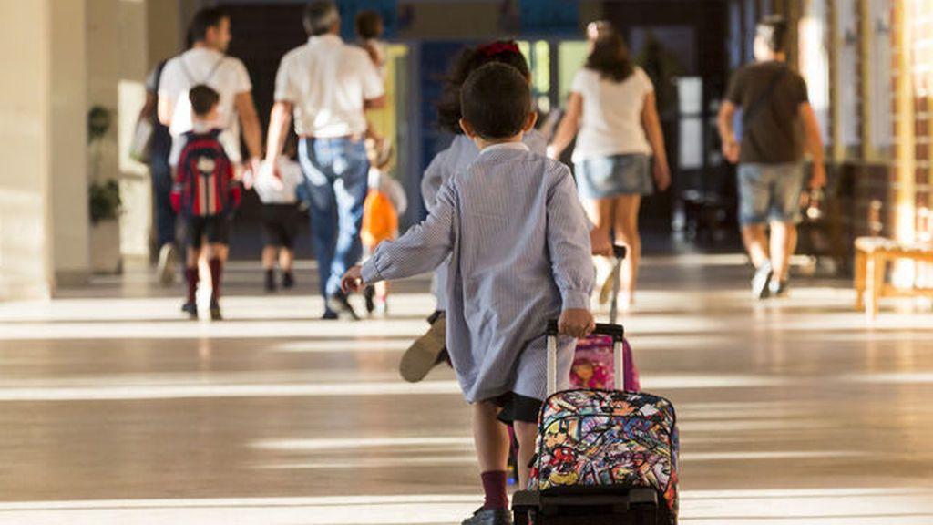 Arrestan a una niña de 6 años por un rabieta en su colegio de Orlando