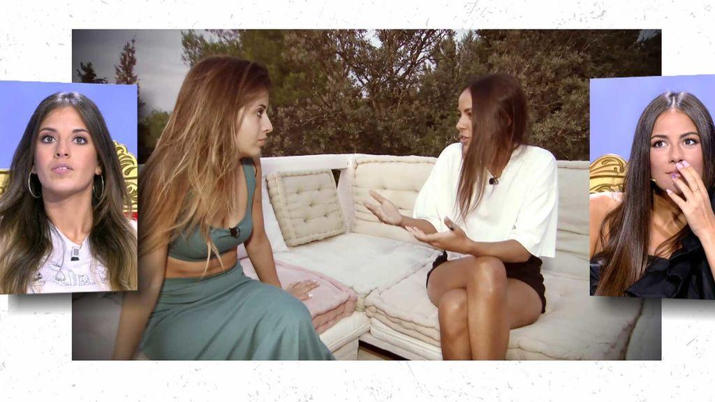 Melyssa y Jenny se reencuentran después de su pasado como pretendientas de Santana