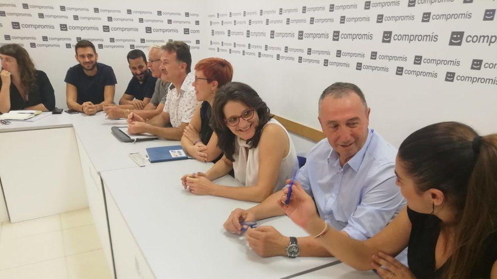 Compromís decide sumarse al proyecto de Íñigo Errejón para las elecciones del 10 de noviembre
