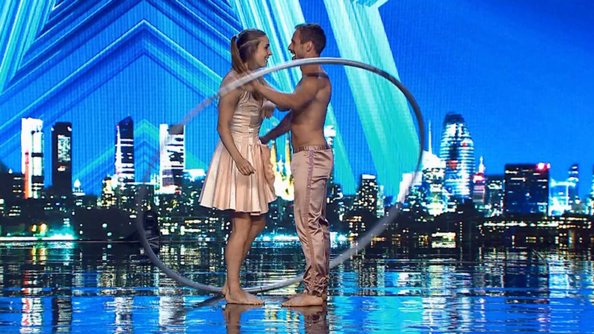 El amor fluye en la actuación de 'Duo Unity' pero no convence a Risto Mejide