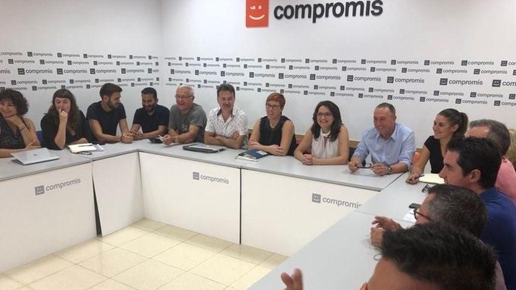 Compromís se inclina por una alianza con Errejón para concurrir a las elecciones generales