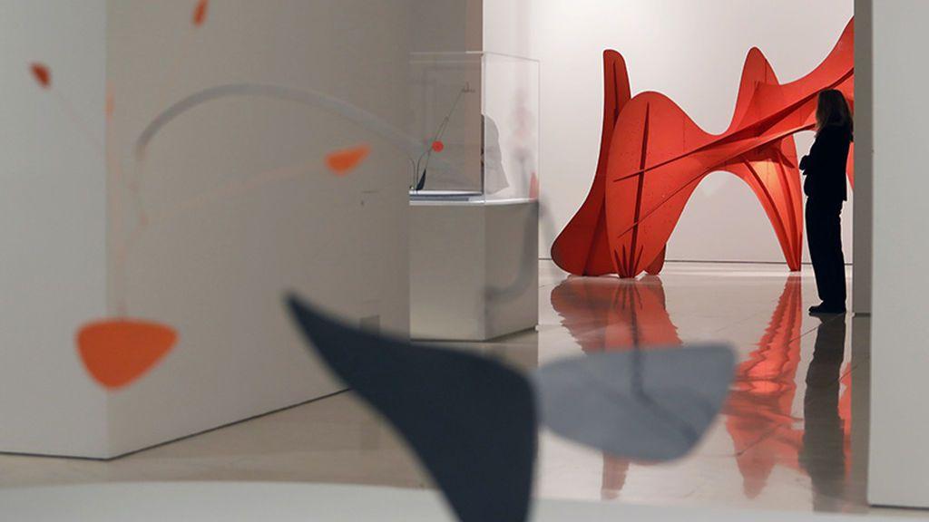 El vacío de Pablo Picasso y de Alexander Calder se une en Málaga