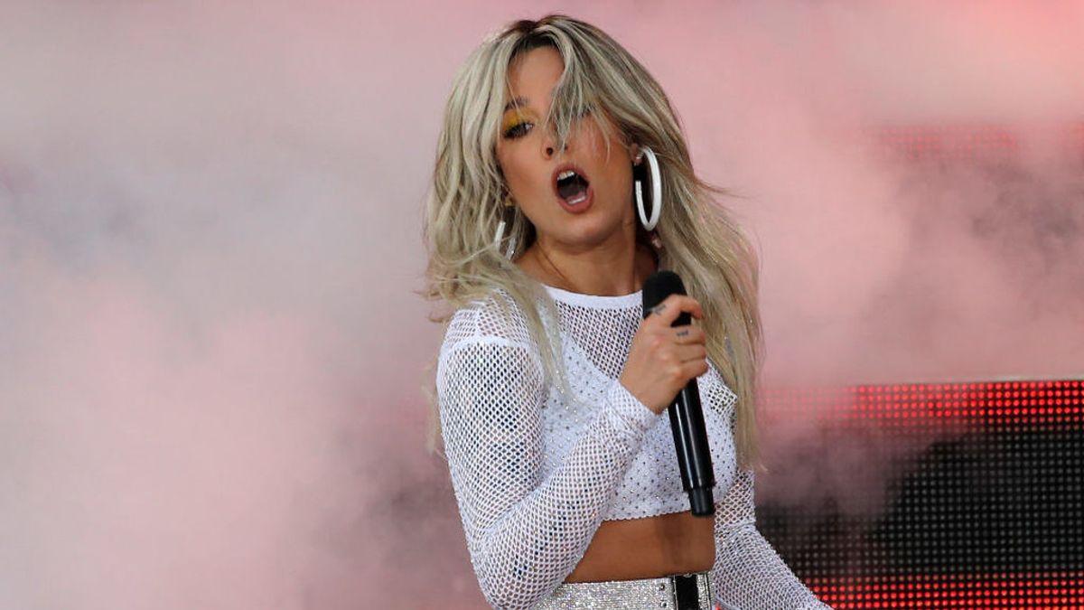 Halsey, durante una actuación en Estados Unidos