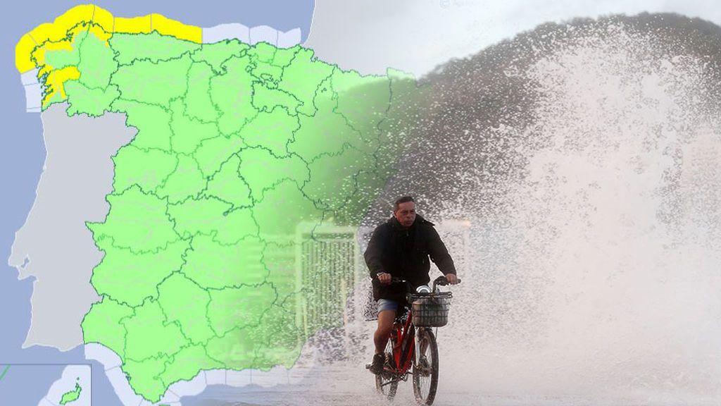Ojo con el viento en el norte por un frente del ciclón: se avecinan días complicados en la costa