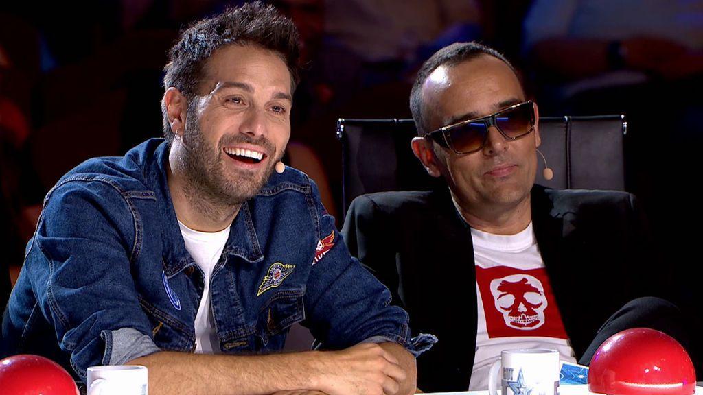 'Got Talent 5' Programa 2 (23/09/19), completo y en HD