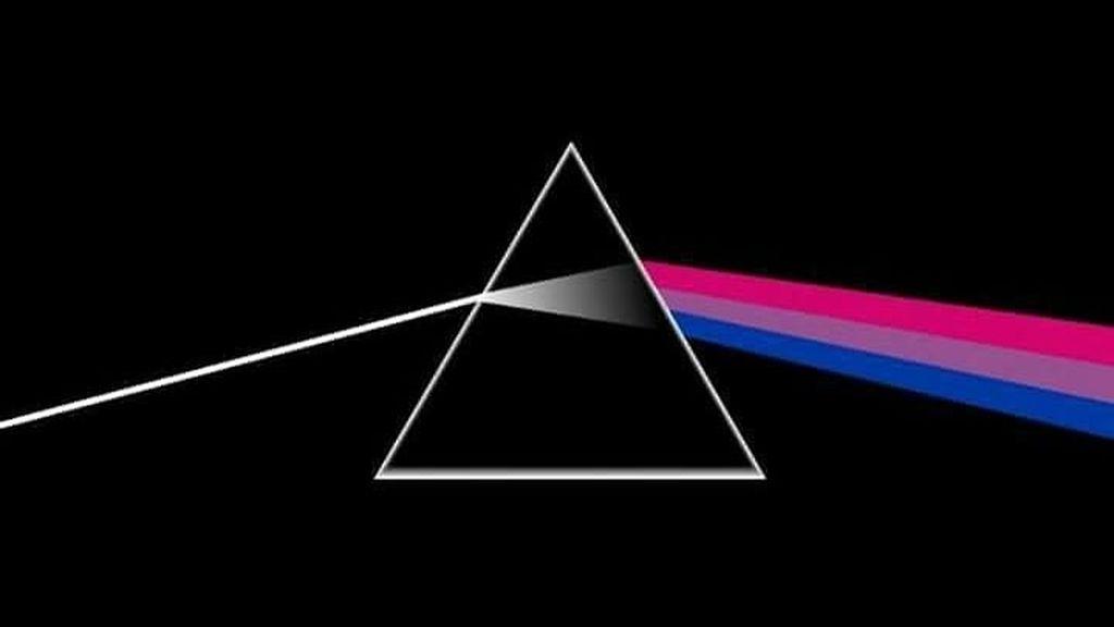 """La historia de la bandera de la bisexualidad: """"Aprendamos un poco de ella"""""""
