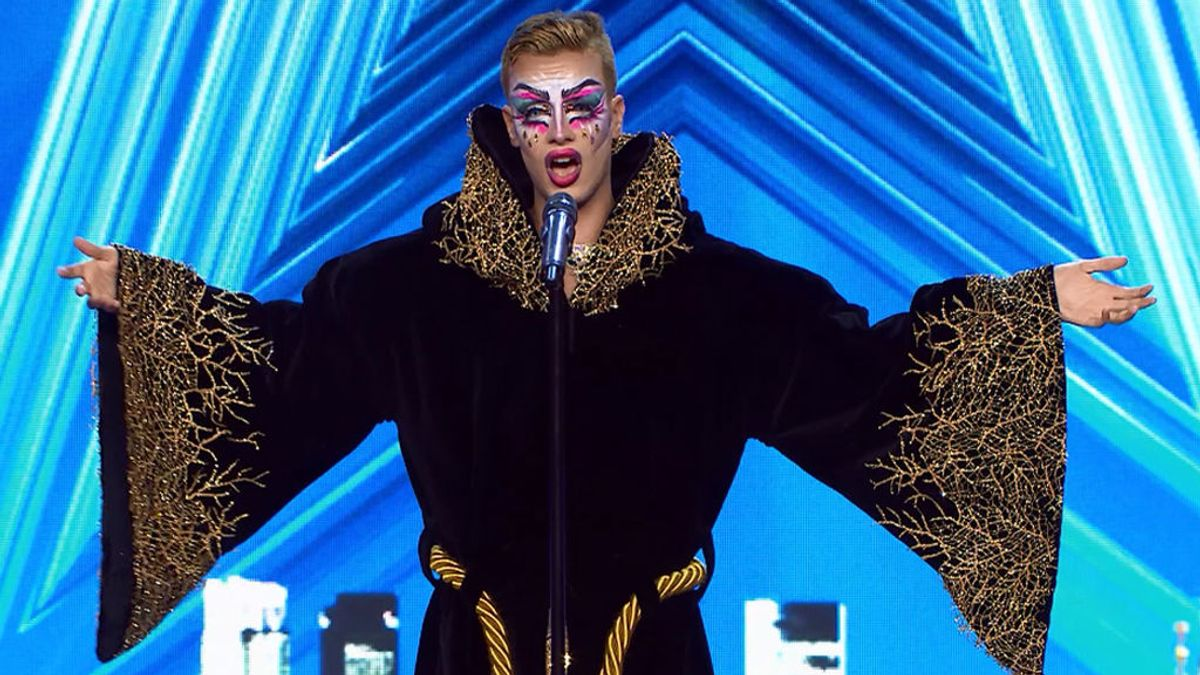 """David Batista es 'Drag Chiqui' y contratenor: """"Busco acercar la ópera a los jóvenes"""""""