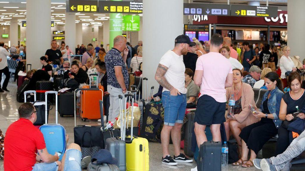 Cómo impacta la quiebra de Thomas Cook a España: 46 vuelos  ya cancelados y un impacto brutal para las islas