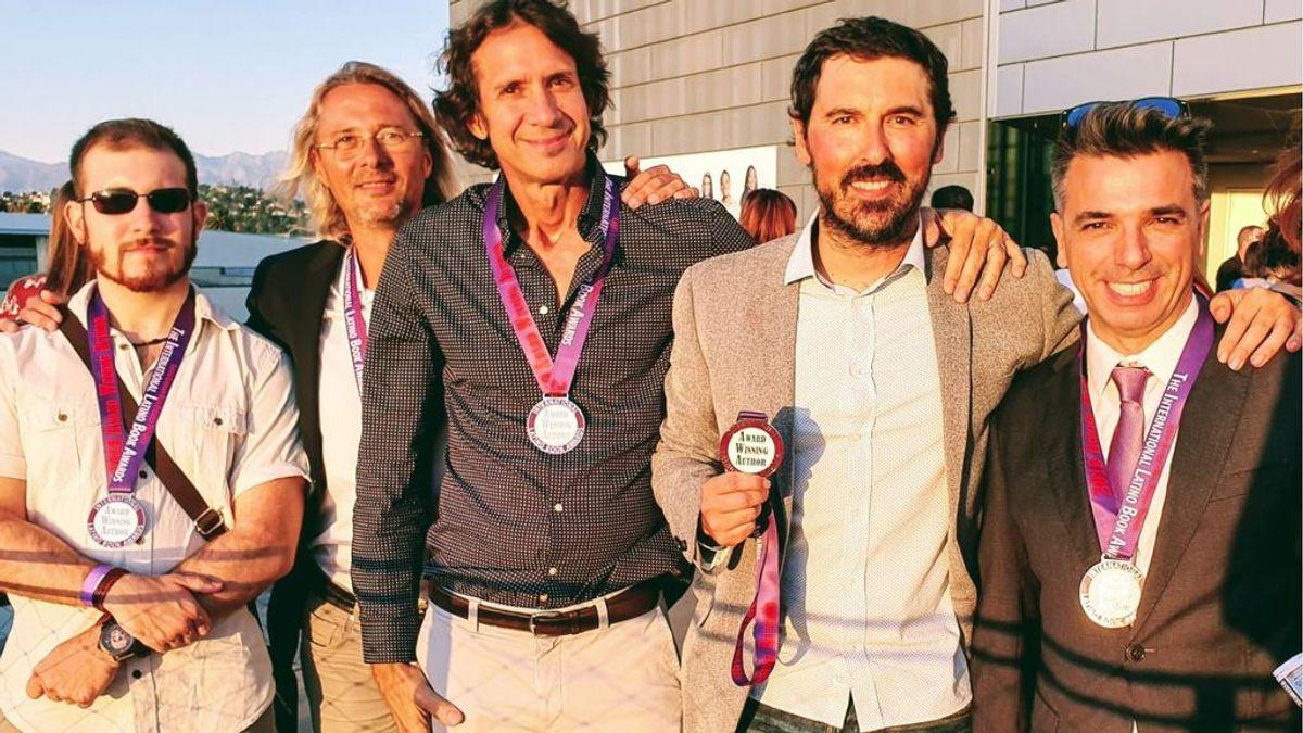 España triunfa en los Latino Book Awards con una empresa sevillana