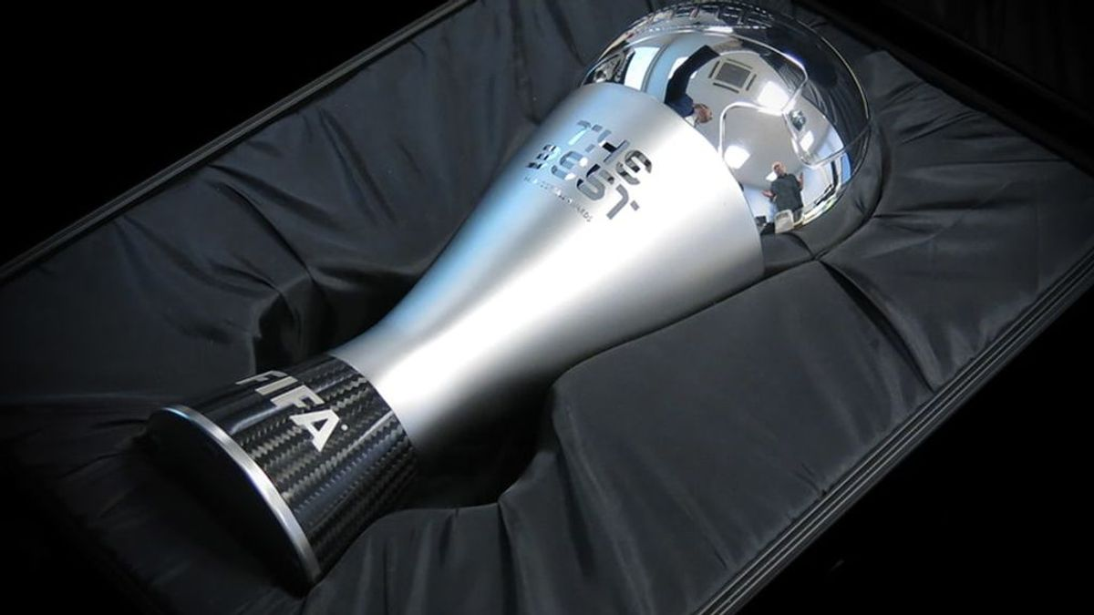 Sigue en directo la lista de premiados de la gala 'The Best'