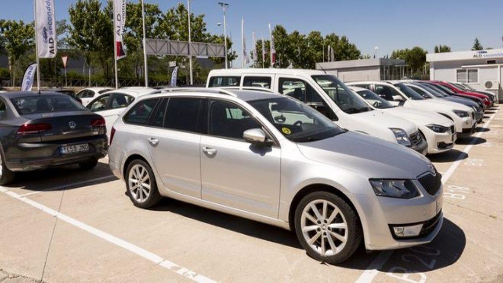 Aspectos a tener en cuenta antes de comprar un vehículo procedente de renting
