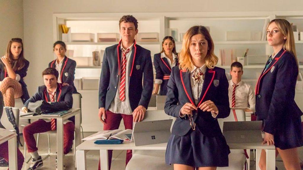 Test de personalidad: qué personaje de la segunda temporada de 'Élite' eres