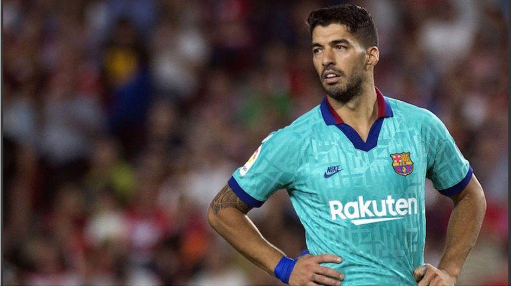 """El insulto de Luis Suárez al linier del partido ante el Granada: """"Eres un cono"""""""